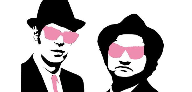 pink bros